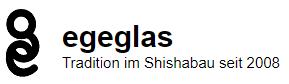Стеклянные премиум кальяны ручной работы из Германии Egeglas